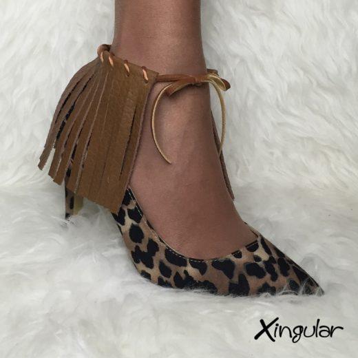 flecos piel leopardo stilettos xingular