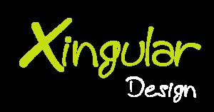 Logo xingular design web pie pagina