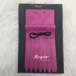 flecos piel deportivas rosa pack