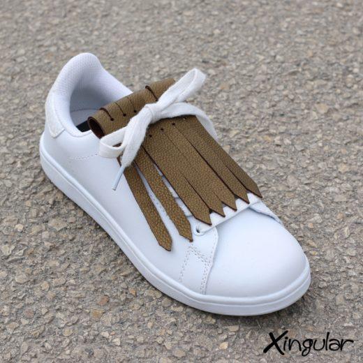 flecos zapatillas bronce asfalto