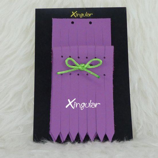 flecos-piel-purpura-vibrante-para-zapatillas-pack
