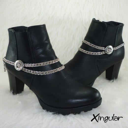 pulsera-botas-rockera-cadena-doble-par