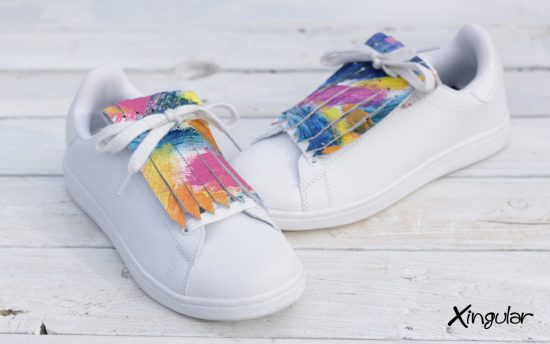 flecos zapatillas gaudi par