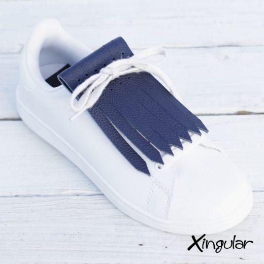 Flecos Zapatillas Azul Marino