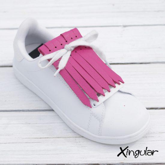 Flecos Zapatillas Rosas