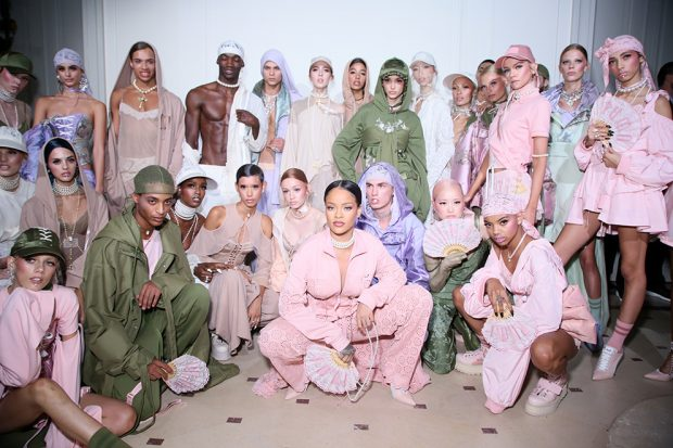 Fenty and Puma by Rihanna