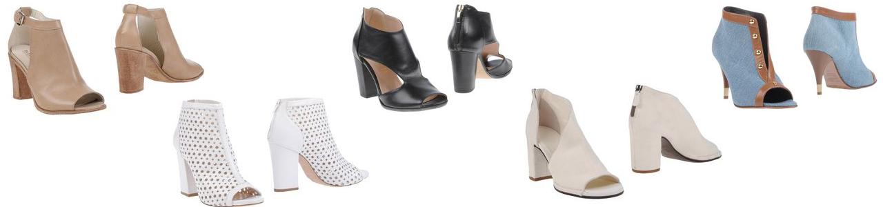 Zapatos Cómodos-Botines