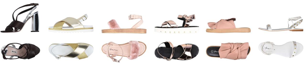 Zapatos Cómodos - Sandalias