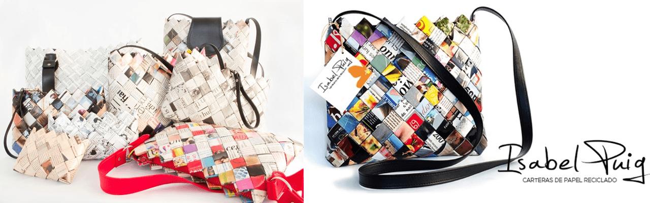 bolsos originales - Isabel Puig