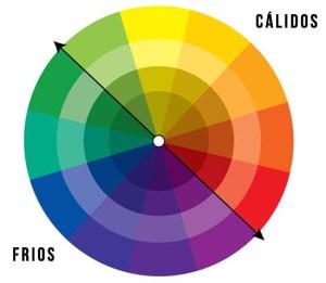 combinar colores circulo cromatico