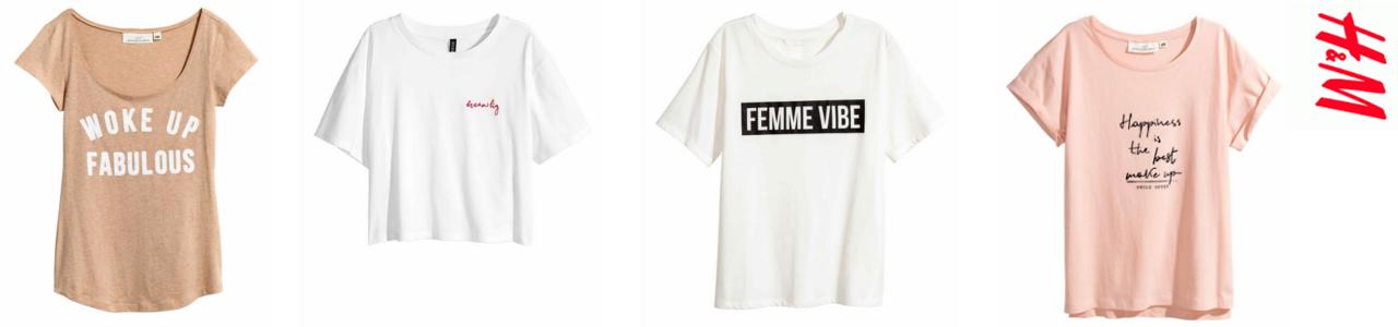 Camisetas-con-mensaje-H&M