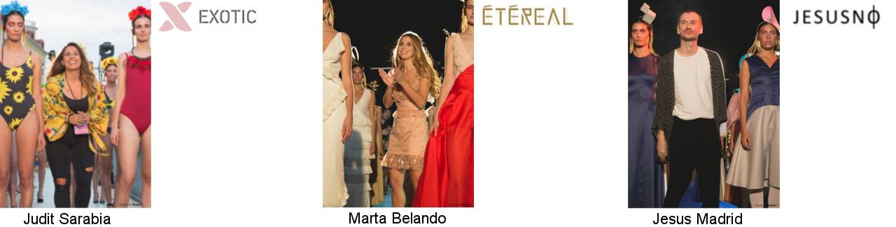 Murcia se Mueve - aparicion diseñadores