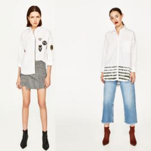 Cómo vestir en primavera camisas oversize