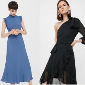 Cómo vestir en primavera vestidos-romanticos