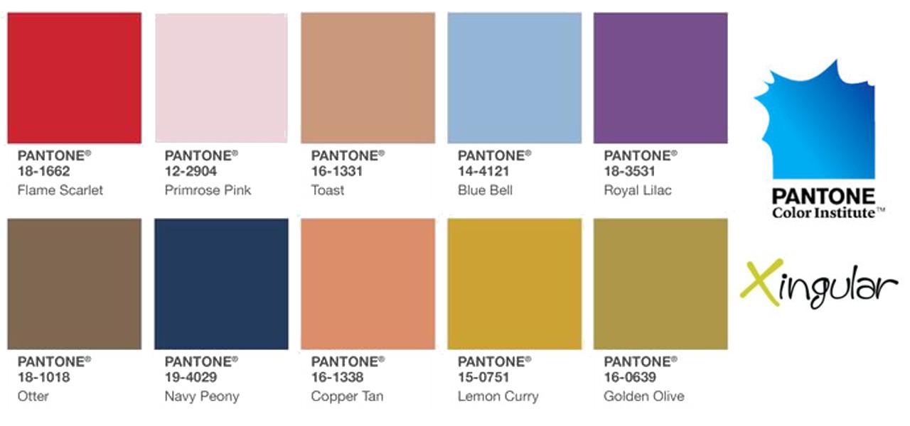 Aunque en la mayoría son colores muy similares a los delpasado año, encontramos algunas sorpresas. La diferencia está en los pequeños detalles.