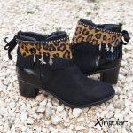 cubrebotas leopardo 2018 BN par