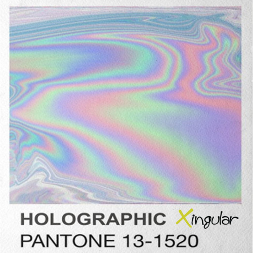 La moda holográfica, vuelve de nuevo y es para quedarse. - Pantone