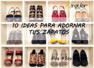 Ideas adornar zapatos Portada Blog