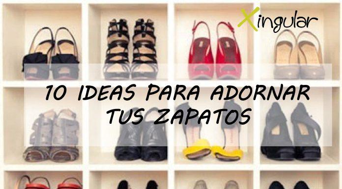 Ideas adornar zapatos Portada Blog