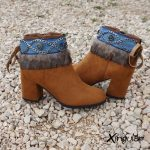 cubrebotas Country BM par