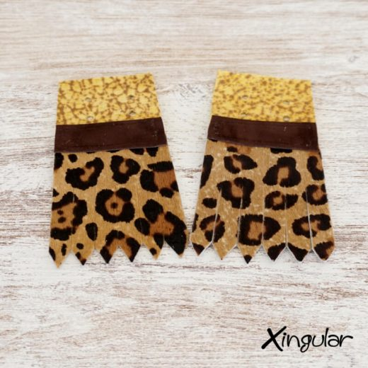 lengüetas zapatos leopardo expo