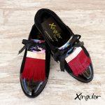 lengüetas zapatos street par