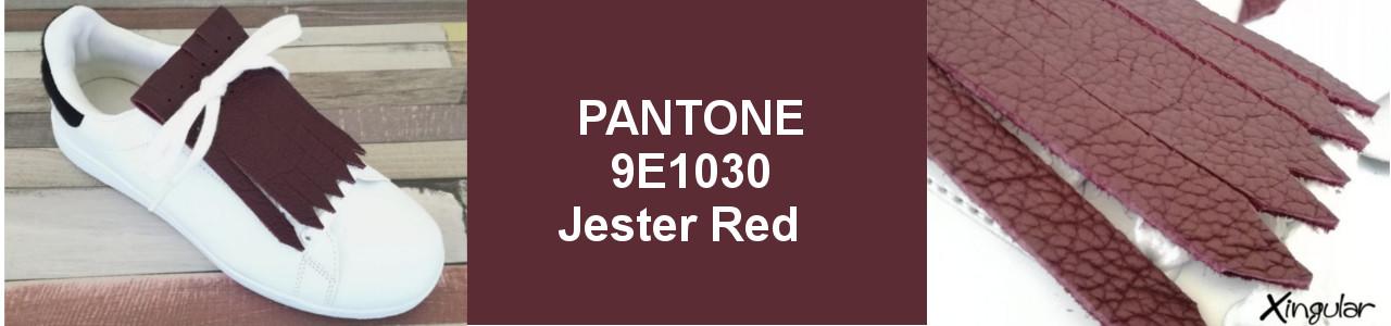 PANTONE PRIMAVERA VERANO 2019-Jester Red