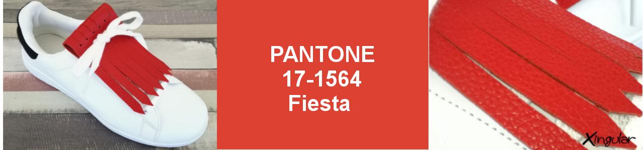 PANTONE PRIMAVERA VERANO 2019 - ROJO FIESTA