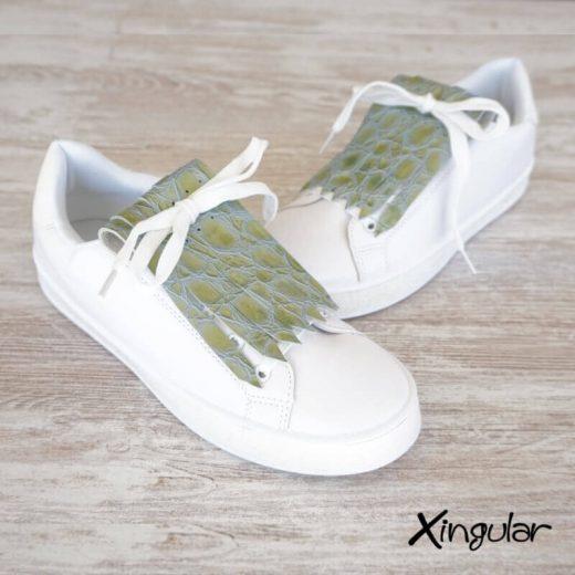 flecos zapatillas tie dye par