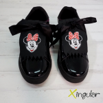 minnie mouse negro