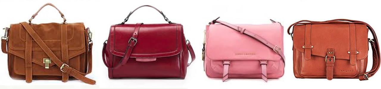 Tipos de bolsos - Messeguer
