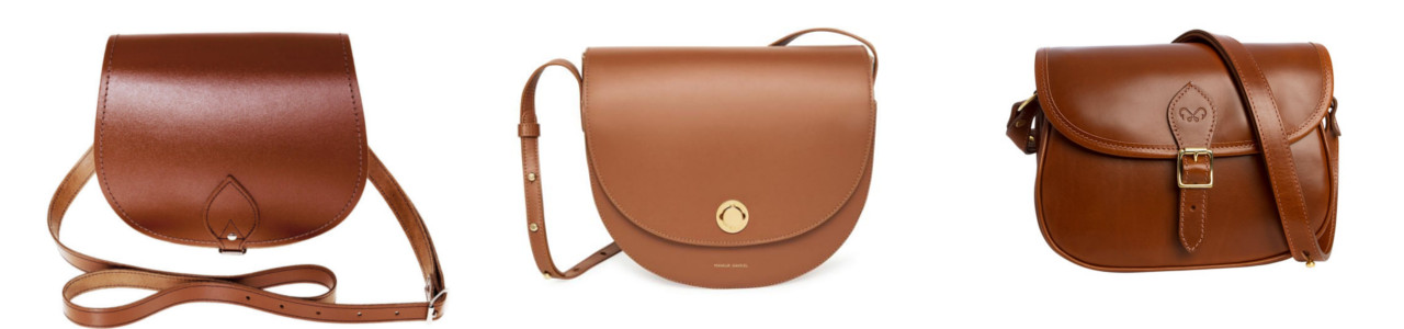 bolsos SADDLE-BAG