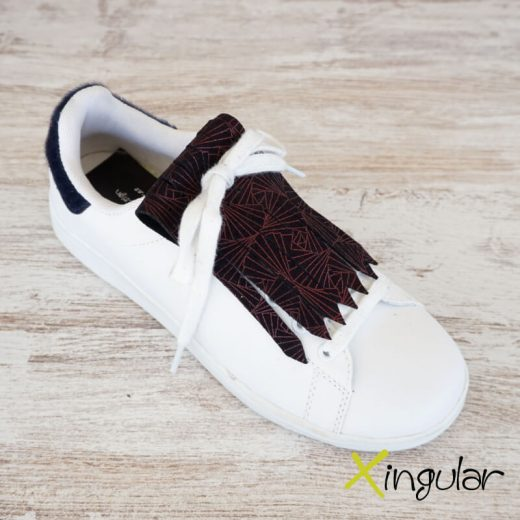 flecos zapatillas art geometric